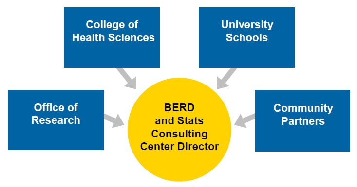 BERD and Stats Consulting Center Director